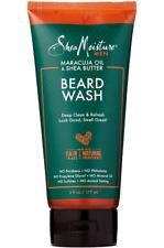 Shea Moisture Maracuja Oil & Shea Butter Beard Wash