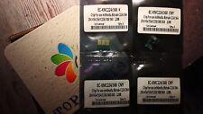 5 SET Drum Imaging Reset Chip BIZHUB C224C364C284C454C554C258C368c250ic360ic450i