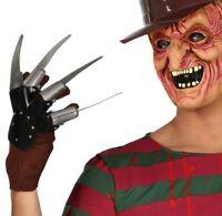 GANT griffes de FREDDY Accessoire Déguisement Adulte Halloween NEUF