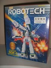 Harmony Gold Robotech SDF1 battle fortress Factory Sealed RARE