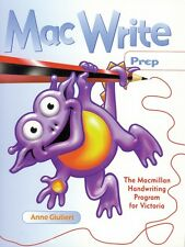 MAC Write Handwriting Program Prep Book by Giulieri 9780732960636