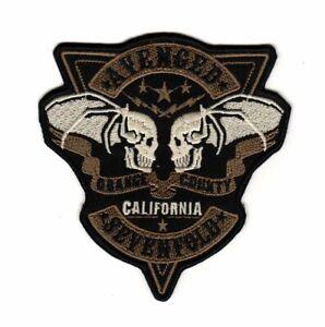 Avenged Sevenfold Patch Hard Rock Heavy Metal Band