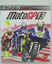 Moto GP 13 sur Playstation 3 PS3 Sans Notice L25 Games And Toys