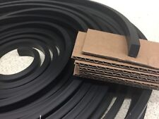 """Tack Strip For Headliner - 1/2"""" Wide x 5/16"""" Thick - Plastic - Sold by the Foot"""
