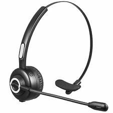 For Galaxy A01 A51 - WIRELESS HEADPHONE BOOM MIC HEADSET HANDS-FREE EARPHONE
