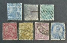 nystamps British India Stamp # 21//92 Used $30