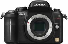 Panasonic Digital Single-Lens Camera Lumix Gh2 Body 16050000 Pixel Black