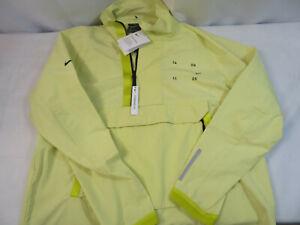 Nike Mens Sportswear Tech Pack Woven Jacket Limestone CK0710-367 NEW $180 LARGE