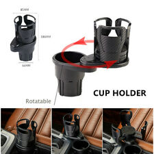 360 ° Rotation Car Stretchable Storage Holder Beverage Rack Water Cup Holder Kit