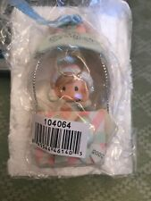 Baby's First Christmas (Boy) Precious Moments New In Original Box