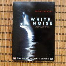 WHITE NOISE - 2-DVD STEELBOX