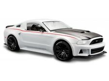 FORD MUSTANG GT 1:24 Scale Diecast Car Model Die Cast Cars Models White