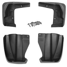 4 PCS Front & Rear Mud Flaps Splash Guard Kit for Honda Odyssey 2009-2013