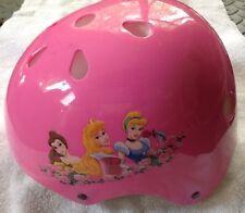 Disney Princess Small Youth Hockey Ski Snow Skate Boarding Helmet Pink