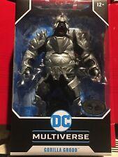 DC Multiverse 6? Gorilla Grodd (McFarlane Platinum Edition)