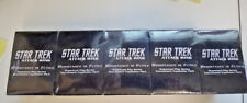 Star Trek Attack Wing Resistance Is Futile 10x Blind Booster SEALED