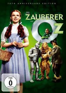 Der Zauberer von Oz [DVD/NEU/OVP] Judy Garland mit 13 Jahren in der Hauptrolle
