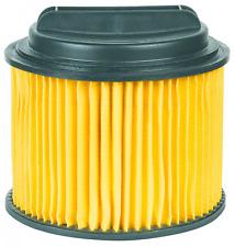 Einhell Ersatz-Faltenfilter mit Schraubdeckel für Nass- und Trockensauger