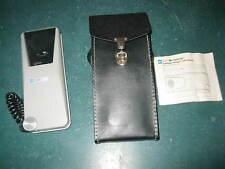 TIF 5500 Micropump Automatic Halogen Leak Detector with leather case refrigerant