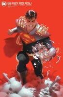 Dark Nights Death Metal #4 Superboy Prime Variant DC comic 1st Print 2020 NM
