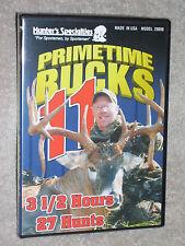 Hunter's Specialties 2 DVD Set - Primetime Bucks 11