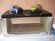 531  Rare Coffret Solido renault Twingo 1 phase 1 de 1993 1/43