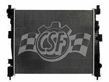 For 2016-2018 Jeep Grand Cherokee Radiator 21237RP 2017 Aluminum Core