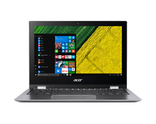 Acer Spin 1 SP111-32N-P5K9 2-in-1 Notebook N4200 4GB 64GB eMMC Win 10