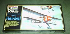 German Airforce Fighter He51A-1 Heinkel Plastic Model Kit