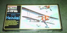 German Airforce Fighter He51A-1 Heinkel Plastic Model Kit