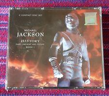 Michael Jackson ~ History ( Malaysia Press ) Cd