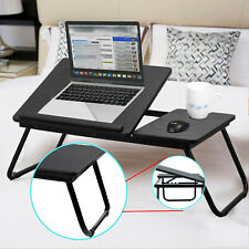 Adjustable Laptop Bed Table Stand Computer Desk Sofa Lap Tray Foldable Portable