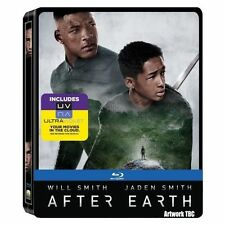 AFTER EARTH - LIMITED STEELBOOK EDITION - BLU RAY