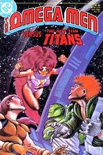 OMEGA   MEN   { DC  -  Jan  1986 }    ## 34  ## 35   TEEN  TITANS