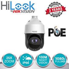 HIKVISION PTZ IP POE CCTV 25X ZOOM CAMERA TURBO HD 100M NIGHT VISION CORNER POLE