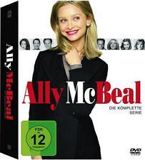 ALLY MCBEAL 1-5 ( MC BEAL ) DIE KOMPLETTE SEASON / STAFFEL DVD 1 2 3 4 5 DEUTSCH