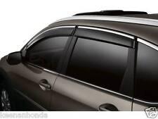 Genuine OEM Honda CR-V Door Visor Set 2012 - 2016 CRV Visors