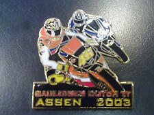 Pin Gauloises Dutch TT Assen 2003