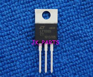 5pcs New LT1085CT LT1085 Voltage Regulator Adjustable