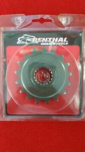 Renthal 407 525 17T Gearbox Front Sprocket  Fits BMW F650GS 2009-2012 New