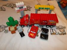 Lego® Duplo Cars - 5816 - Mack auf großer Fahrt