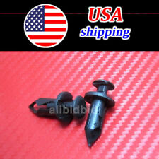 100 Fender Clips Body Rivet 8mm For Polaris RZR 170 570 800 900 1000 S XP 766185
