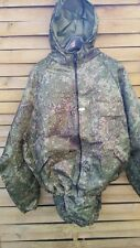 Russian Army Rain Suit Digiflora EMR Jacket&Pants Waterproof all sizes