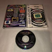 BUBBLE BOBBLE&RAINBOW ISLANDS Sega Saturn Complete CIB Works TESTED Fun Arcade