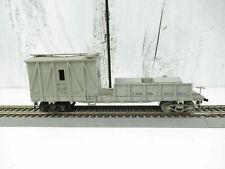 HO Scale Crane Tender #642 w/ KD's GRAY WORK CAR BUILT UP