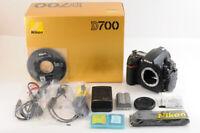 【MINT】NIKON D700 12.1 MP Digital Camera 58k Shutter +16G SD Card CF Adapter JP