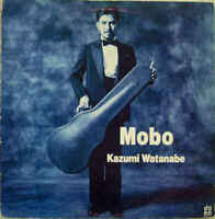Kazumi Watanabe Mobo DOMO AW-20006 2×Vinyl Japan OBI INSERT