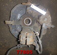 Radnabe mit Bremssattel rechts  VW Polo 9N 1,2 40/54 EZ: 10.2002  (77805)