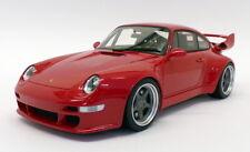 GT Spirit 1/18 Scale GT210 - Porsche 911 993 4.0L Gunter Werks Coupe - Red