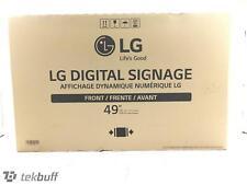 "LG 49UH5E-B UH5E Series - 49"" 4K UHD LED Display - webOS"